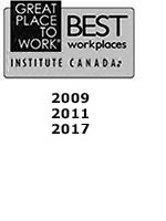 Peoplesource Wins Best Workplaces Canada Award