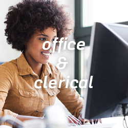 Office and Clerical Candidates