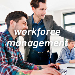 Workforce Management Workers