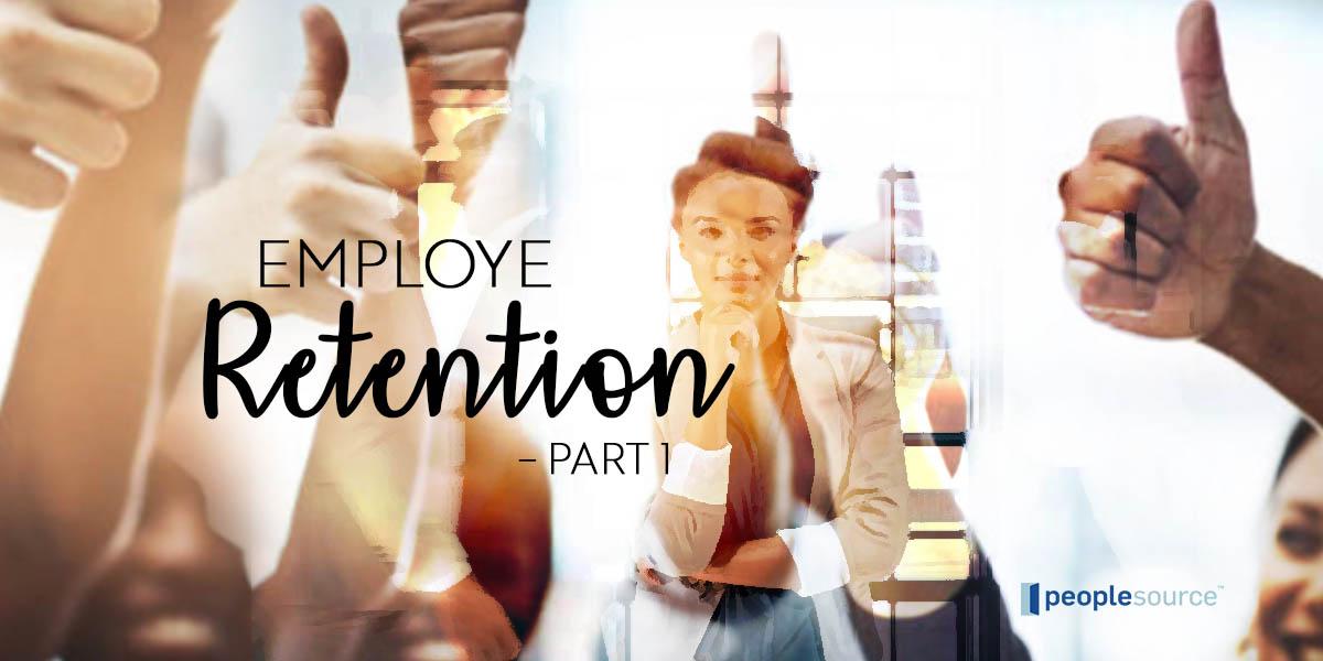 Employee Retention  Part 1